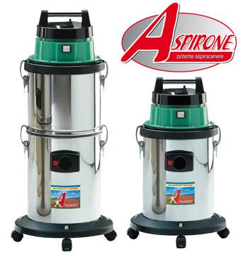 aspiracenere ad uso professionale, rinforzato nelle parti più delicate ottimo per i centri assistenza tecnica di stufe e caldaie