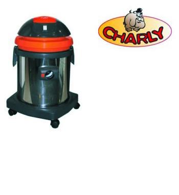 Potente e robusto aspiracenere e aspirapolvere per uso domestico e professionale, aspira liquidi fino a 20 litri