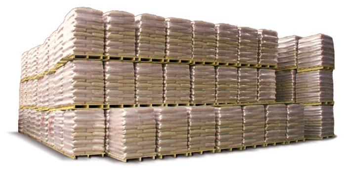 bancale pellet binder