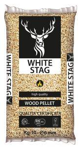 pellet white stag sacco kg 10
