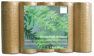bricchetto austriaco binderholx confezione kg 10