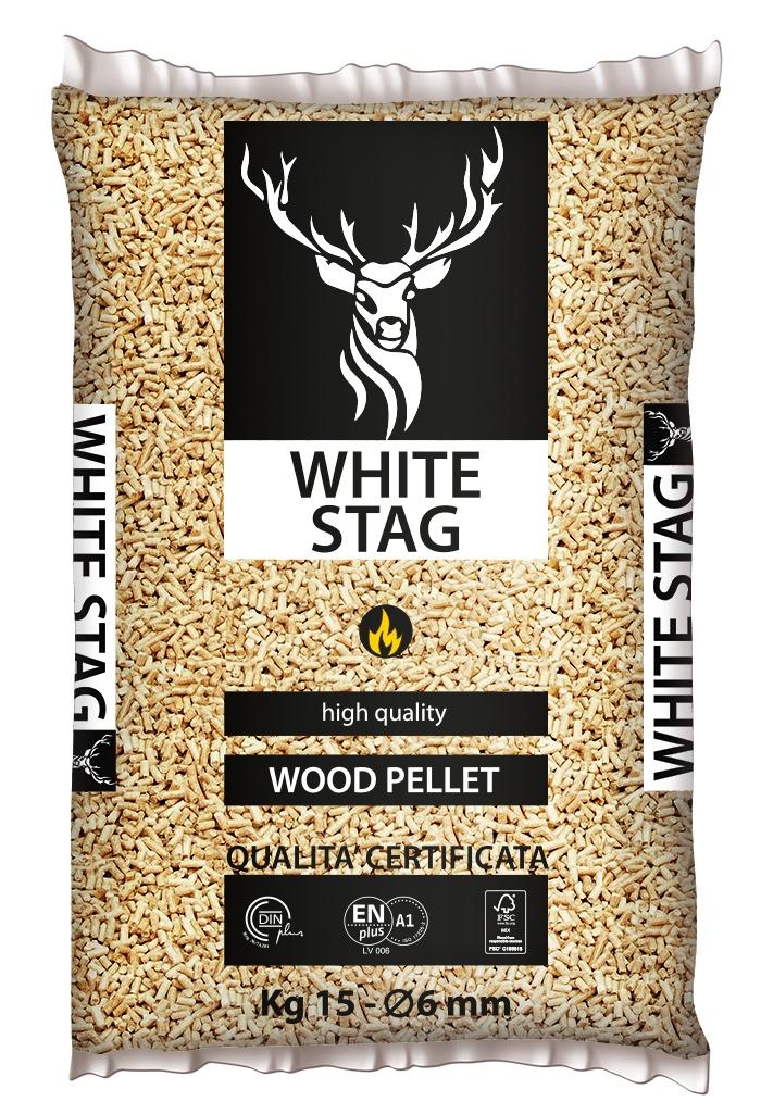 pellet baltico white stag sacco kg 15