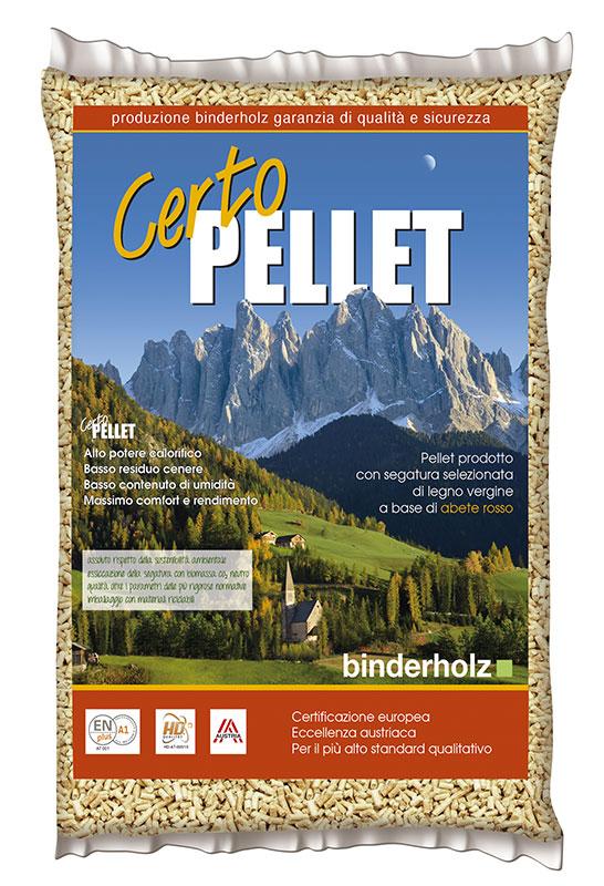 sacco pellet chiaro binderholz kg 15